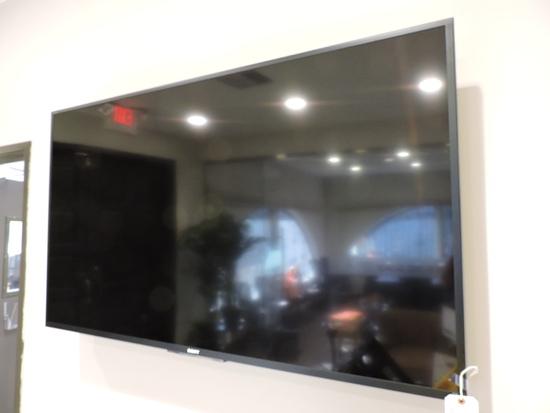 "SONY Bravia 60"" Flat Screen TV / Monitor  KDL-60W850B  with Mount & Remote"