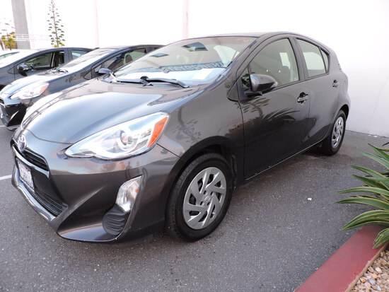 2016 Toyota Prius Hatchback with Approx. 82,000 Miles