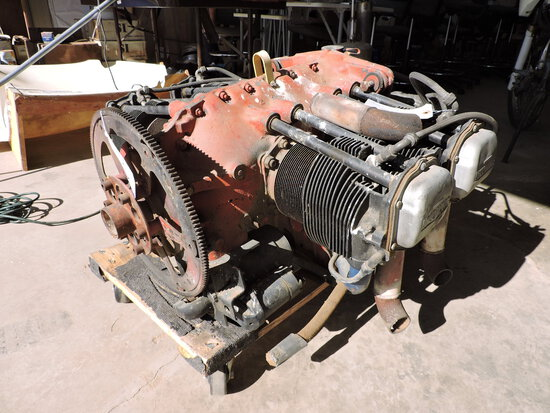 LYCOMING 0-290  -- Dual Ignition, Four Cylinder, Air Cooled Aircraft Engine