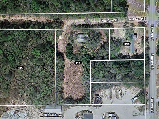 1.16 Acre Building Lot - Multiple Possible Uses - Private --- No Reserve, High Bid Owns It