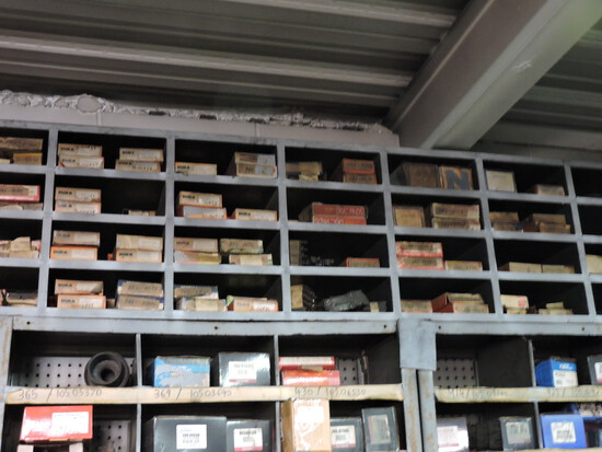 New (unused) Old Inventory of Brake Pads - See Photos
