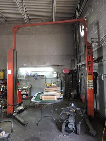 ALM 7001A 2-Post Lift