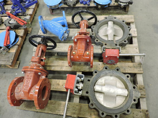 Industrial Mechanical Contractor Surplus Auction