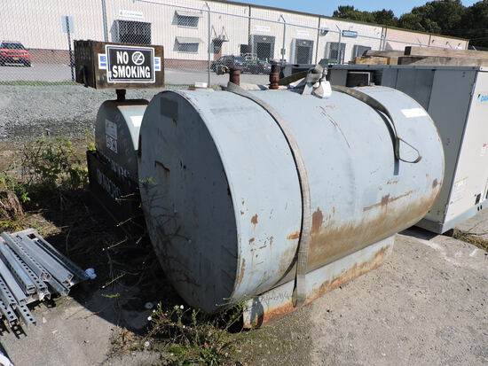 500 Gallon Diesel Fuel Tank / Fuel Cell