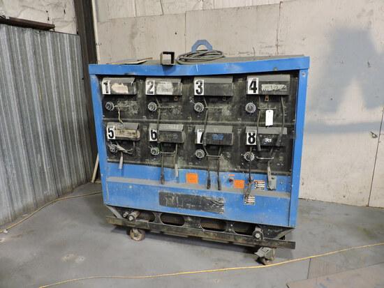 MILLER 8-PACK Welding System