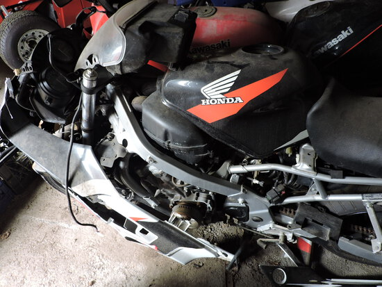 Non-Running HONDA CBR 600 F2 -- As Pictured, Please Inspect in Person