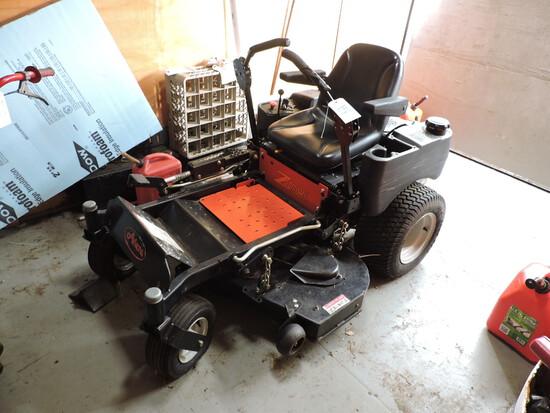 ARLENS ZOOM 1844XL -- Zero-Turn-Style Mower -- Runs, Functions - 234 HRS