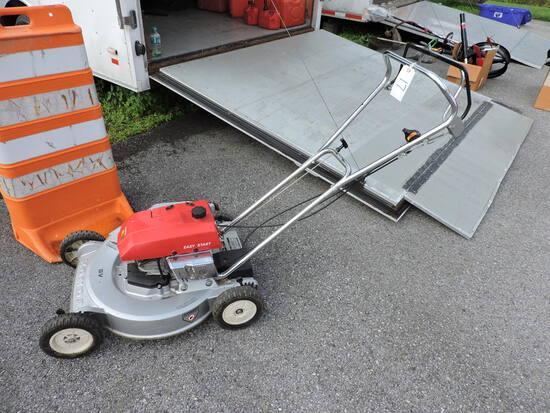 HONDA HRS21 Push Mower - Gas - Functions Well