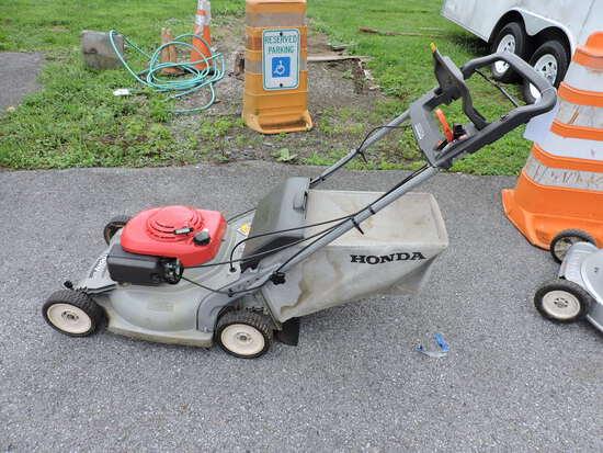 HONDA Harmony 215 Push Mower - Gas - Functions Well