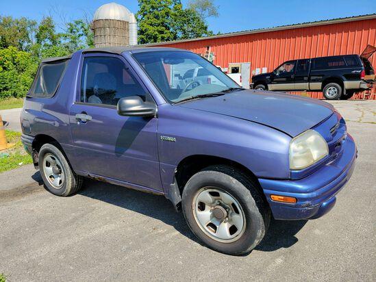 1999 Suzuki Vitara - 101k miles / needs fuel pump