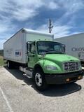 2012 Freightliner M2 - 20 Foot Box Truck