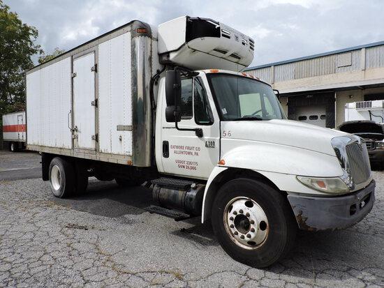 Reefer Trucks & Warehouse Equipment Liquidation