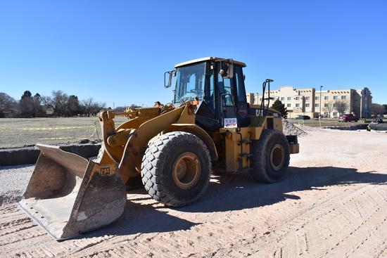 Large Construction Contractor Surplus Auction