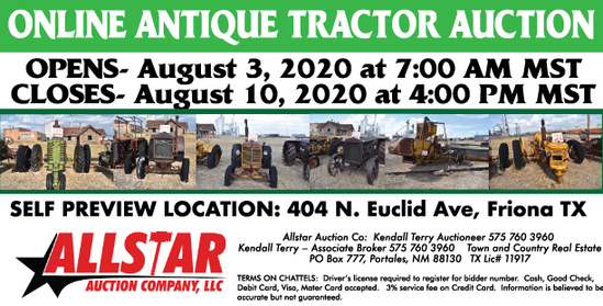Antique Tractor Collection