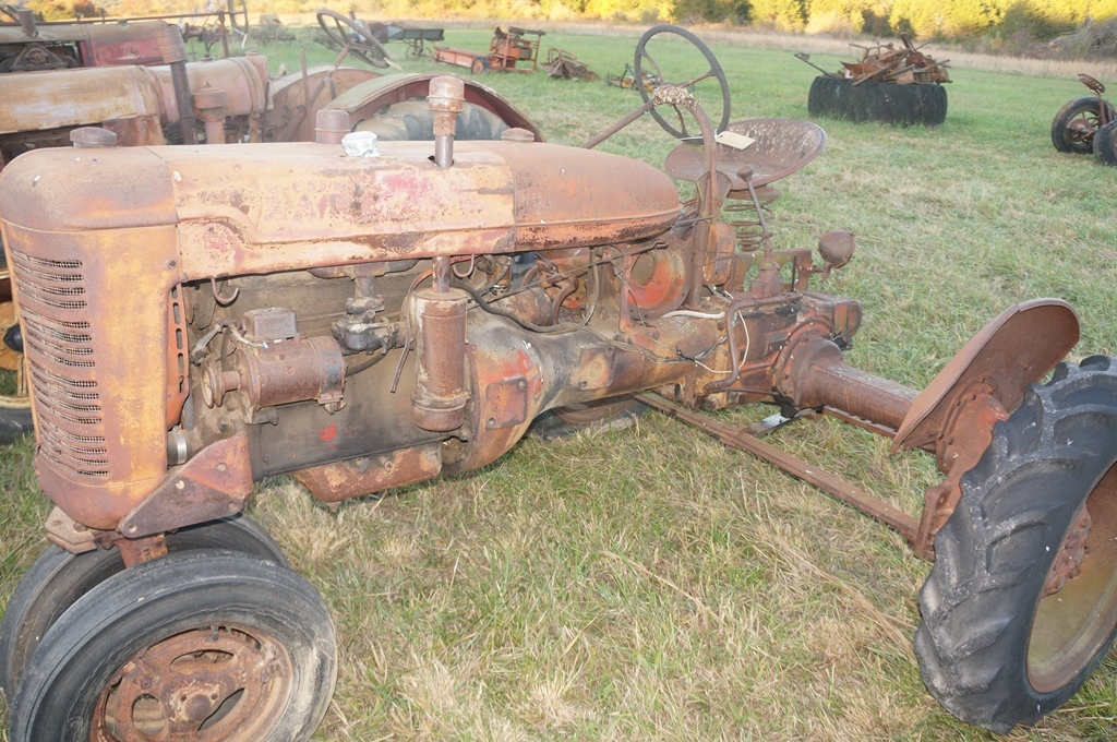 Antique Tractor and Equipment Collection