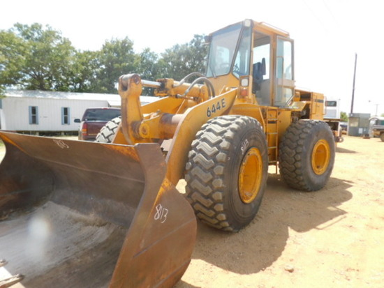 JOHN DEERE 644E ARTICULATING WHEEL LOADER
