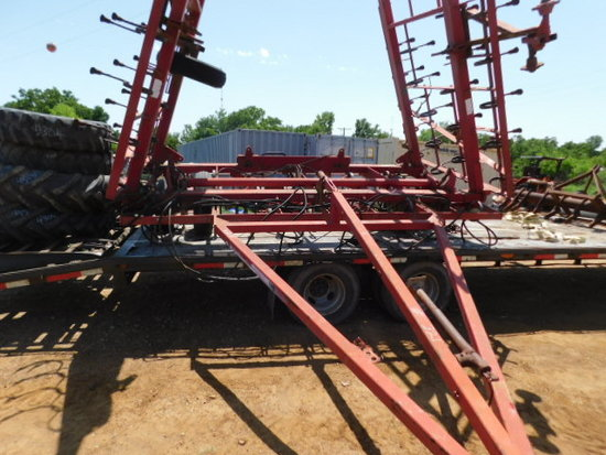 **NOT SOLD**K & A 24 FT FIELD CULTIVATOR