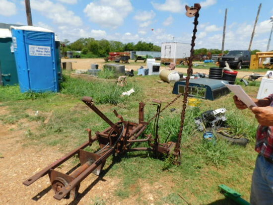 SICLE MOWER TO FIT ALLIS CHALMERS B OR C