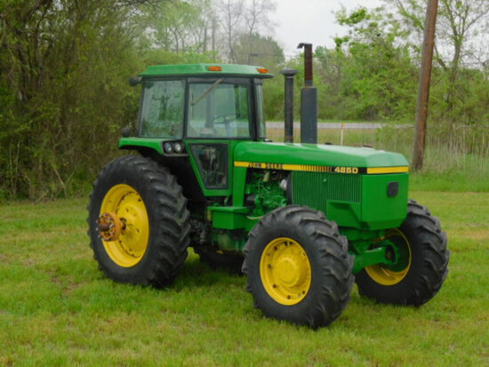 MARCH FARM & CONSTRUCTION MACHINERY ONLINE AUCTION