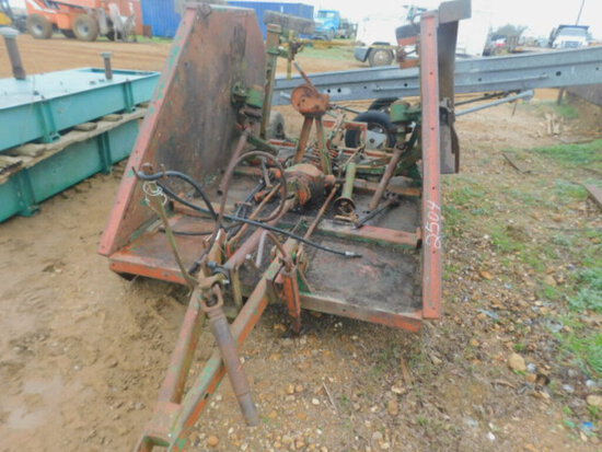 *SOLD* BATWING SHREDDER ABOUT 15 FT