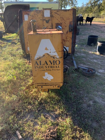 *NOT SOLD*ALAMO INDUSTRIAL BOOM MOWER