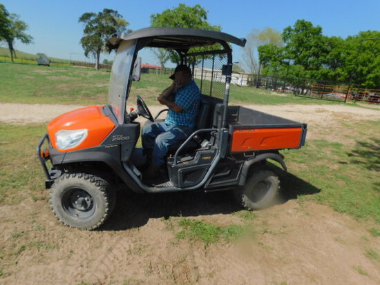 *NOT SOLD*KUBOTA RTV X900 4X4 DIESEL UTILITY VEHICLE