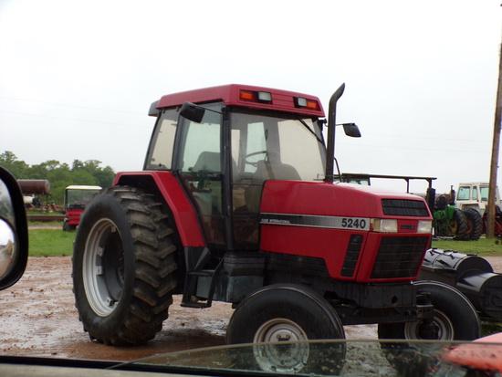 APRIL FARM & CONSTRUCTION MACHINERY ONLINE AUCTION