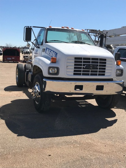 *NOT SOLD*CHEVROLET CAB/CHASSIS C7500