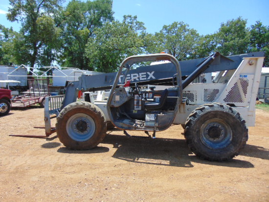 2005 TEREX SQUARE SHOOTER TH636C
