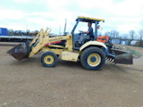 *NOT SOLD*NEW HOLLAND  SKIP LOADER TRACTOR