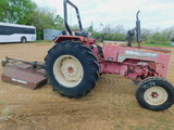 *NOT SOLD* MANHINDRA 5005 DIESEL FARM TRACTOR
