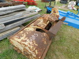 *SOLD* 6' 3PT FLAIL MOWER