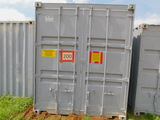 *NOT SOLD* 40FT CONEX HY CUBE
