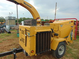 *NOT SOLD* VERMEER 2013 BC 1000 GAS CHIPPER/ WORKS