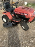 *NOT SOLD* HUSKEE LAWN MOWER/ NOT RUNNING