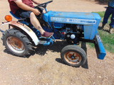 *NOT SOLD* 1100 FORD TRACTOR