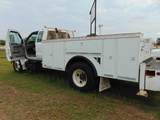 *NOT SOLD* 2000 FORD F650 SUPER DUTY DIESEL