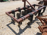 *NOT SOLD* ARMSTRONG AG RENOVATOR 6 SHANK NEVER USED