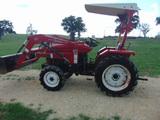 *SOLD*2003 HOMIER'S FARM PRO 2425 4WD W/LOADER