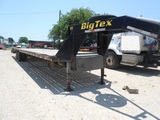 *NOT SOLD* 2001 Big Tex 40' Gooseneck Trailer Model 22GN