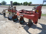 *NOT SOLD* Long 4 Bottom Switch Plow 1838A