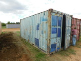 *NOT SOLD* 20' Container