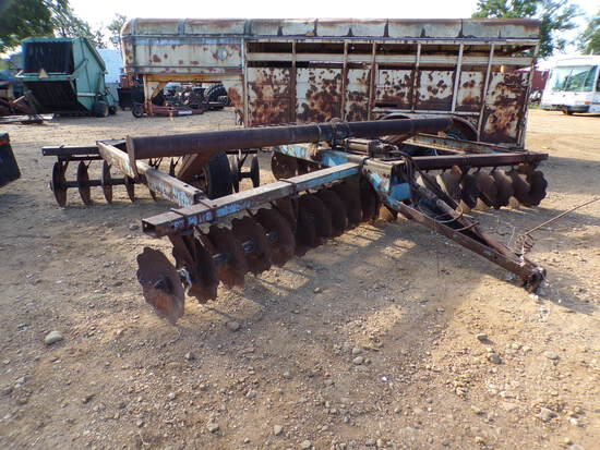 *NOT SOLD** FORD WHEEL DISC HARROW