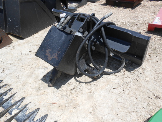 *SOLD* Mustang Hydraulic Auger MODEL #502-160