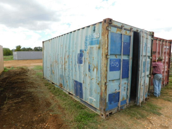 *NOT SOLD*20' Container