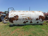 **NOT SOLD** INSULATED TANK