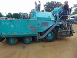 **NOT SOLD** PAVING MACHINE VOGELE T80 WB