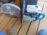 *NOT SOLD* CONCRETE SAW