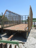 *NOT SOLD*Big 12 Cotton Trailer