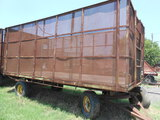 *NOT SOLD* Big 12 Cotton Trailer
